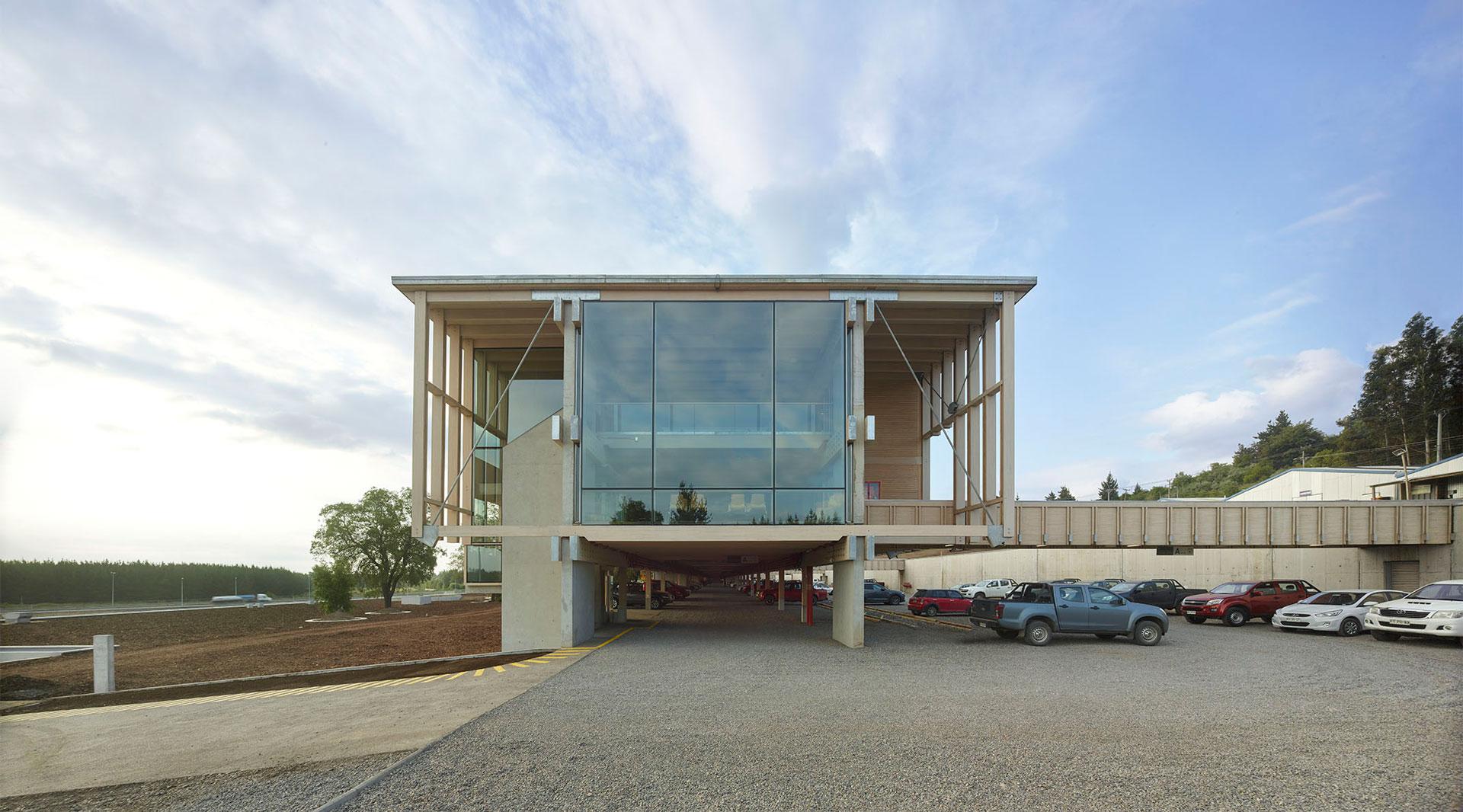 Edificio CMPC